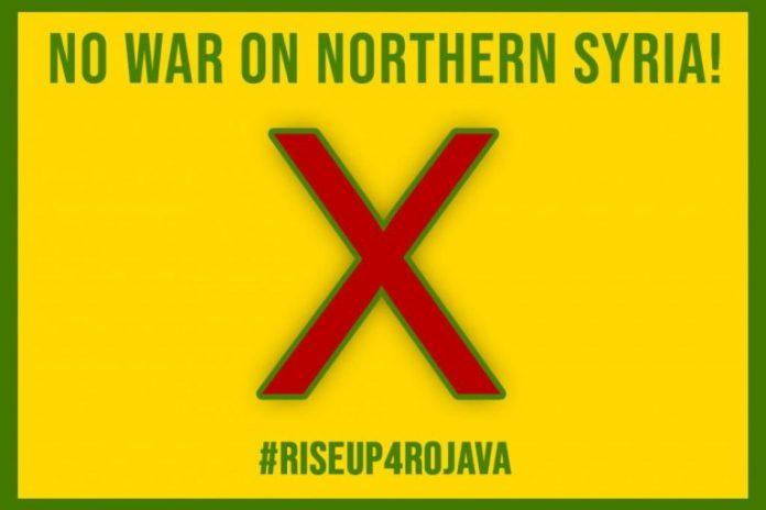 Un appel à la mobilisation contre la menace d'invasion turque au nord de la Syrie