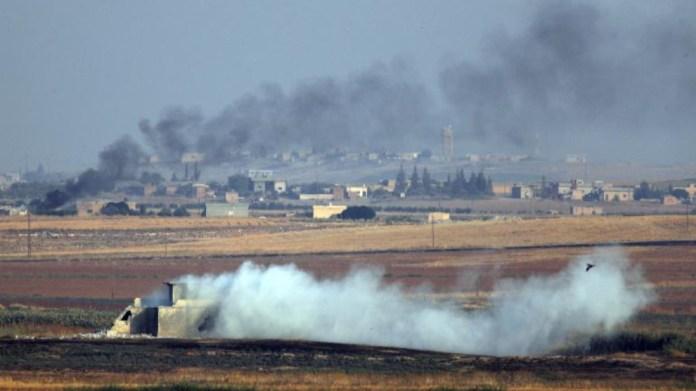 Intenses affrontements entre les djihadistes soutenus par la Turquie et les FDS