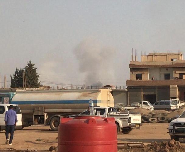 L'armée turque bombarde le nord de la Syrie
