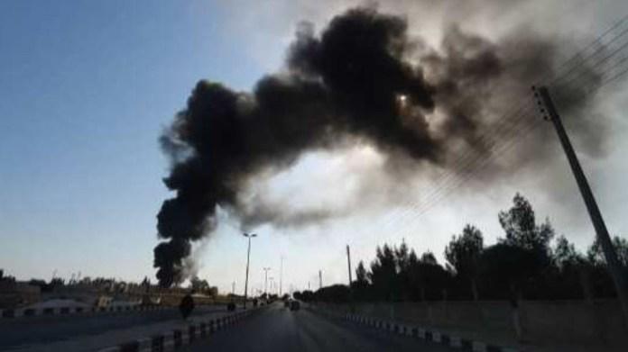 L'armée turque continue ses attaques sur les villages de Tall tamr