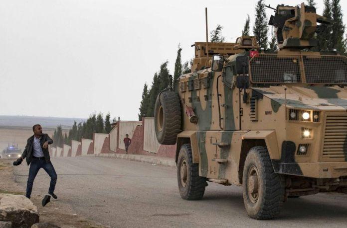 Rojava: un civil tué par une patrouille turque