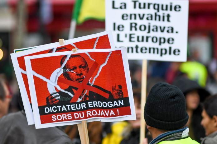 Syrie: la fuite en avant d'Erdogan