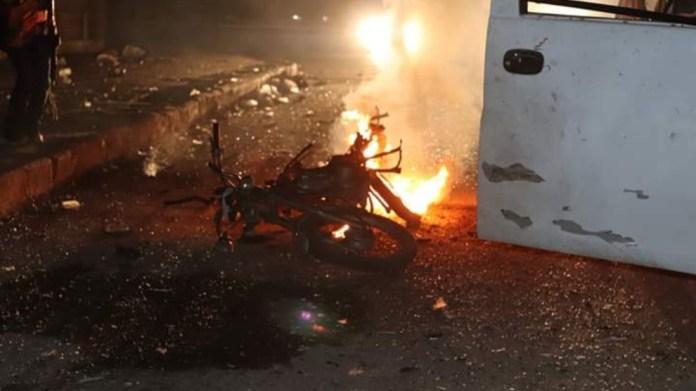 Explosion à Hassaké : Deux membres de la sécurité intérieure blessés