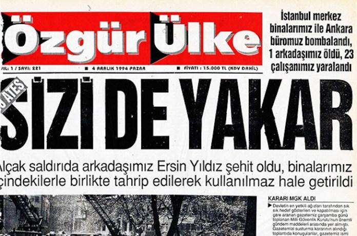 HDP: Erdogan ne réussira pas à réduire au silence la presse libre