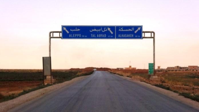 Des citoyens arabes enlevés par la Turquie