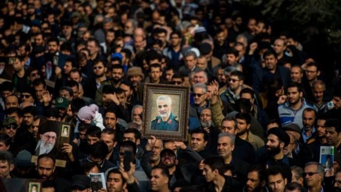 Les cris de «vengeance» s'élèvent d'Iran