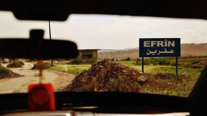 La Turquie et ses mercenaires attaquent des villages dans les régions d'Afrin et de Shehba