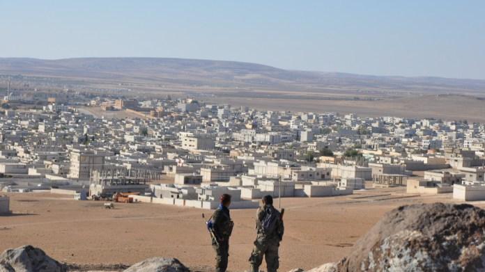Un commandant des YPG : Kobanê a été le début de la fin pour l'EI