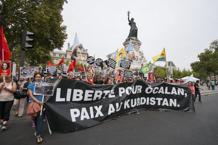L'Initiative internationale «Liberté pour Ocalan» appelle à une longue marche en février