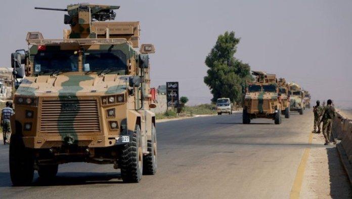 Cinq soldats turcs tués à Idlib