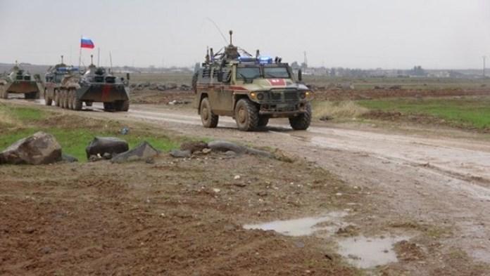 Les patrouilles turco-russes affectées par les événements d'Idlib