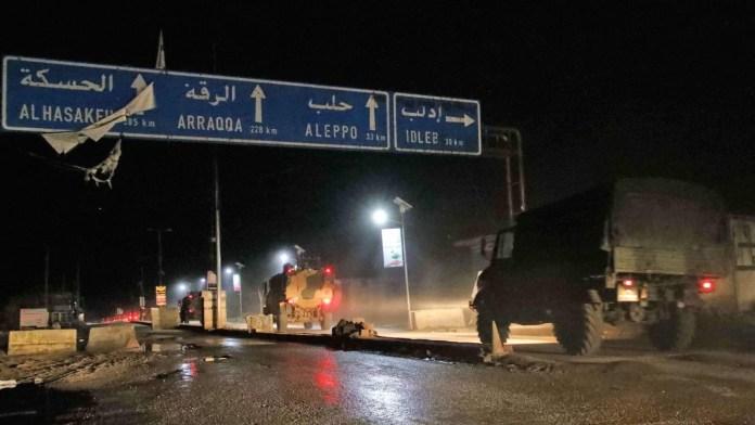 La Russie exhorte la Turquie à cesser son soutien aux terroristes en Syrie