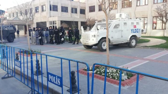 4 autres municipalités kurdes saisies par le gouvernement turc