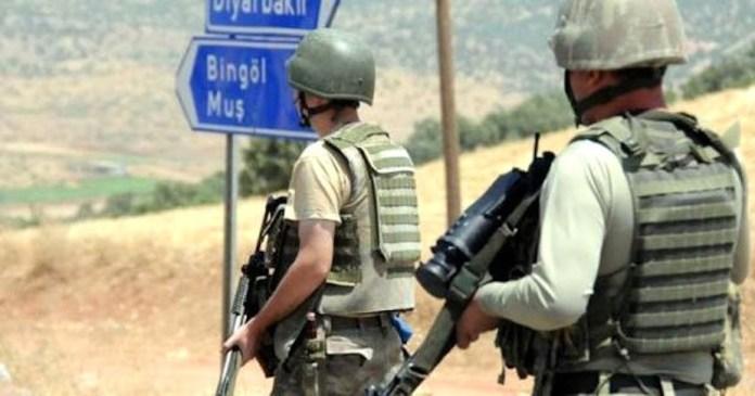Trois kurdes arrêtées à Bingöl