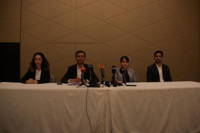 Déclaration du cabinet juridique Asrin concernant la visite à Imrali