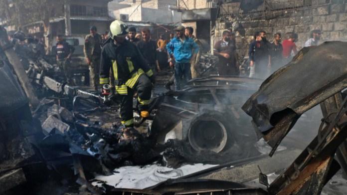 Le CDS et les FDS condamnent l'attentat survenu à Afrin