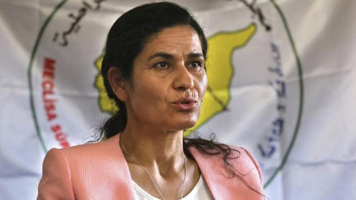 Ilham Ahmad :«Nous soutenons l'appel de l'ONU pour la libération des prisonniers politiques en Syrie»