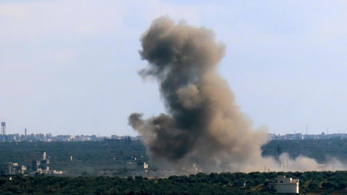 Rojava : 4 civils blessés dans les bombardements de l'armée turque