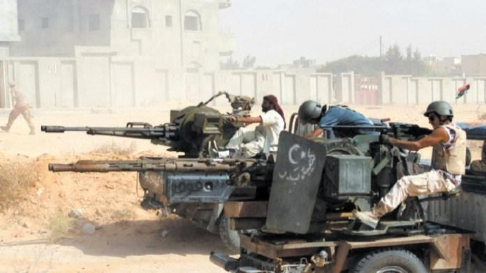 La Turquie transfère à nouveau des mercenaires djihadistes syrien en Libye
