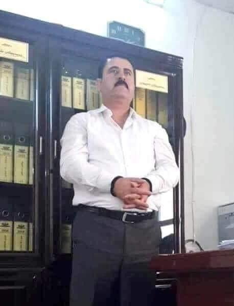 A Duhok, les enseignant.e.s en colère manifestent.