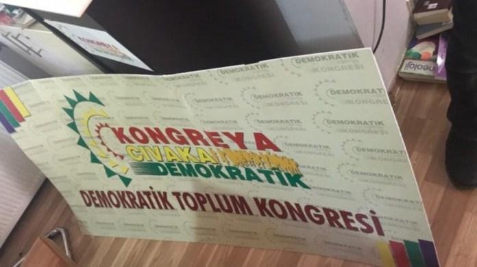 45 personnes ont été arrêtées vendredi par la police turque, dans le cadre d'une enquête ouverte par le parquet de Diyarbakir contre le DTK