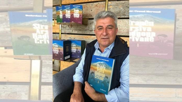 Le musicologue et artiste kurde Cewad Merwanî a transcrit dans un recueil en quatre volumes 900 chansons kurdes issues des archives de la Radio d'Erevan