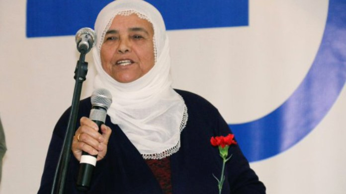 Une Mère de la Paix, âgée de 72 ans, maintenue en détention par la justice turque