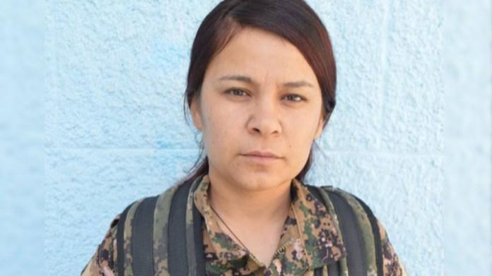 La mère de Çiçek Kobanê appelle les organisations des droits humains à agir pour sa fille