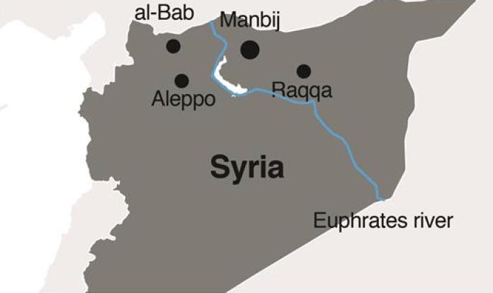 Syrie: Six civils tués par l'armée turque à Manbij