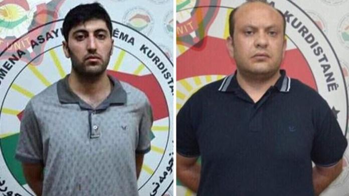 La KCK appelle à agir contre les condamnations à mort prononcées par le KRG à l'encontre de deux Kurdes accusés du meurtre d'un chef du MIT