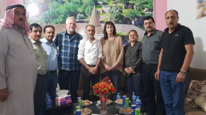 La Commission des États-Unis sur la liberté de religion internationale (USCIRF) est arrivée mercredi dans le nord-est de la Syrie.