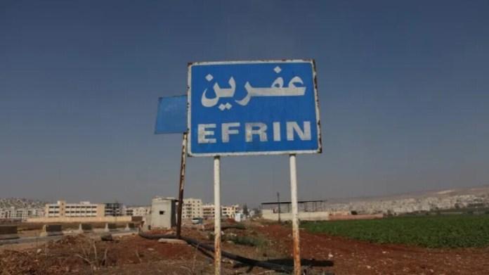 Le Centre syrien de Recherche et de Protection des Droits des Femmes a établi un rapport sur les crimes de l'occupation turque à Afrin.