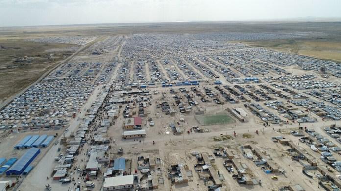 Après la publication d'un rapport des Nations Unies sur les conditions catastrophiques dans le camp d'Al-Hol, l'Administration autonome du Nord et de l'Est de la Syrie (AANES) a publié lundi un communiqué sur le sujet.