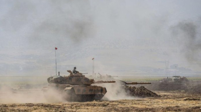La Turquie utilise actuellement de belles paroles afin de gagner le soutien de l'occident pour une nouvelle guerre au Sud-Kurdistan.