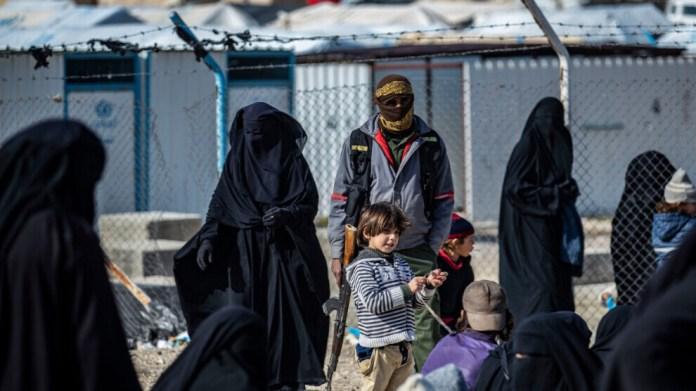 Le chef de l'antiterrorisme de l'ONU a déclaré que la situation des enfants dans le camp d'Al-Hol était « l'un des problèmes les plus urgents du monde aujourd'hui ».