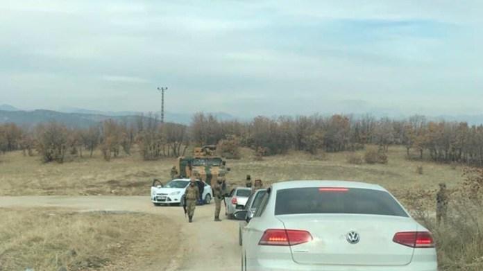 L'armée turque poursuit ses opérations militaires dans les zones rurales de Lice, à Diyarbakir, semant la terreur dans les villages kurdes.