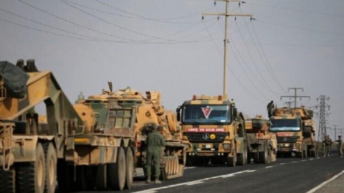 Les forces turques déployées en Syrie ont renforcé leurs positions dans la