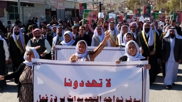 29 organisation kurdes demandent dans une lettre commune la révocation de l'accord sur Shengal conclu entre Bagdad et Hewler (Erbil).