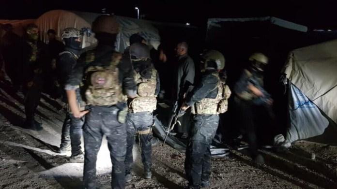 Les unités antiterroristes des Forces démocratiques Syriennes (FDS) ont arrêté l'un des dirigeants les plus importants et les plus dangereux des cellules de l'EI dans le camp de Al-Hol.