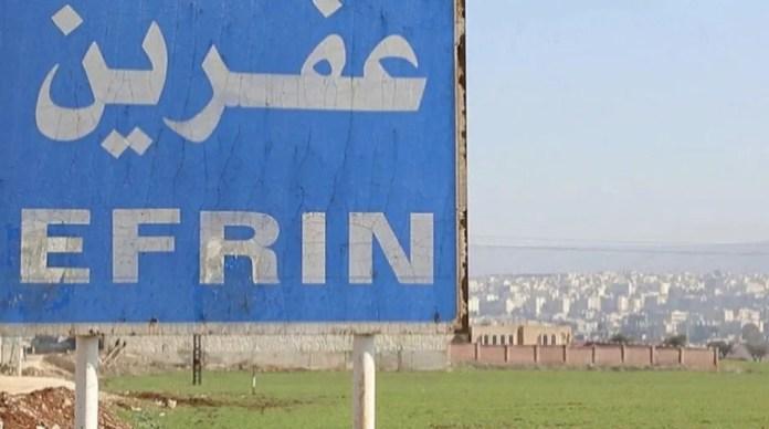 L'explosion d'une mine a tué ce dimanche deux enfants et blessé deux autres dans un village d'Afrin occupé par les forces turques.
