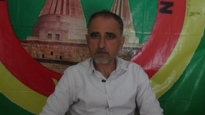 Le co-président de l'Union Afrin Yazidi, Mistefa Nebo, a déclaré: «L'Etat turc force les Yézidis à quitter leurs villages d'Afrin». Après que l'État turc a lancé des attaques brutales contre Shengal, il tente maintenant d'achever les projets que l'Etat islamique a laissés inachevés. A Afrin et Serêkaniyê, il continue d'imposer des politiques d'assimilation et de déplacement à l'égard du peuple yézidi.