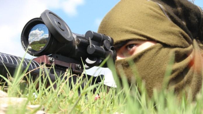 Les guérilleros des Forces de défense du peuple (HPG, branche armée du PKK) continuent de résister contre l'invasion militaire turque dans le sud-Kurdistan (Irak).