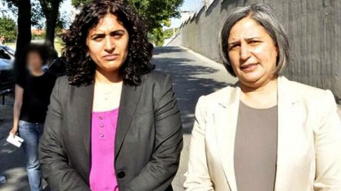 Le tribunal a rejeté la demande de mise en liberté de Sebahat Tuncel et Gültan Kisanak détenues depuis 2016.