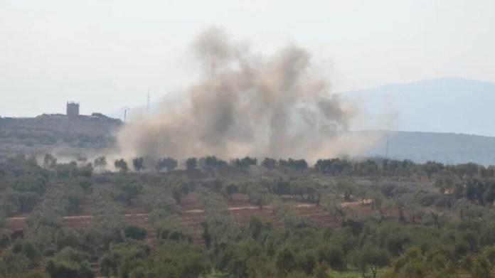 Un garçon de 12 ans a été blessé samedi soir, suite à un bombardement de l'armée turque dans le village d'Aqîbe, à Sherawa.