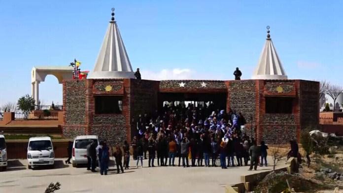Au lendemain de l'incendie survenu dans un camp près de Dohuk, le Conseil autonome de Shengal appelle au retour des Yézidis déplacés