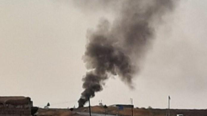 L'armée turque bombarde depuis ce matin un village et un camp de réfugiés de la région d'Aïn Issa, dans le nord de la Syrie.