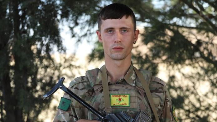 L'internationaliste Tekoşer Malatesta s'est rendu au Rojava après avoir fait connaissance avec les idées du dirigeant kurde Abdullah Öcalan.