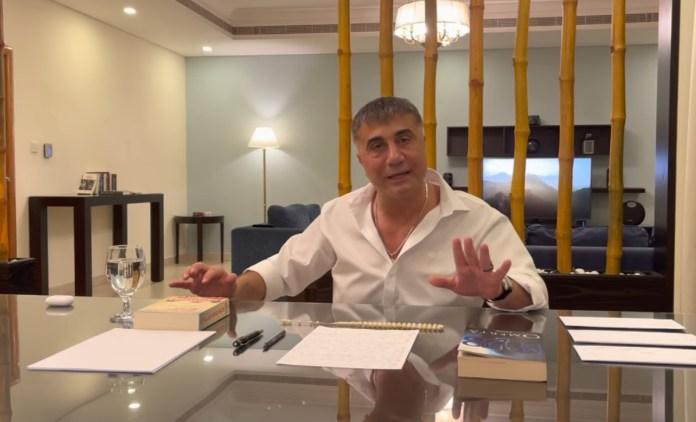 Il s'appelle Sedat Peker, c'est un parrain mafieux, comme l'écrit Zafer Sivrikaya (Ouest France, 27 mai 2021) qui