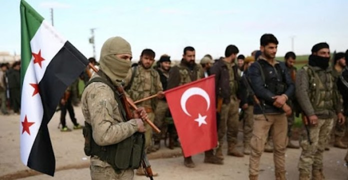 Une personne a été assassinée mardi soir par des mercenaires djihadistes pro-turcs, dans la ville occupée de Serêkaniyê (Ras al-Ain).