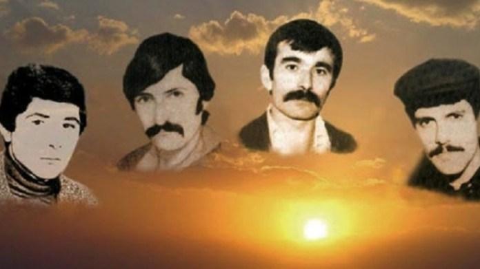 Le 14 juillet 1982, quatre prisonniers du PKK entamaient un jeûne de la mort pour protester contre la torture dans la prison de Diyarbakir